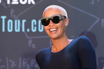 "Amber Rose To Her New Beau: ""I Wish We Could've Been Together This Whole Time"""
