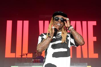 "Lil Wayne Performs ""Uproar"" During Monday Night Football Halftime Show"