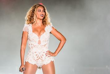 Beyonce Looks Like A Vintage Movie Star In New Photos