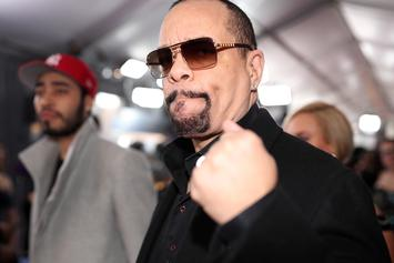 "Ice-T Blasts Kanye West: ""Why The F*ck You Meeting With A Rat?"""