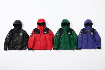 Supreme x The North Face Leather Collection Releasing This Week