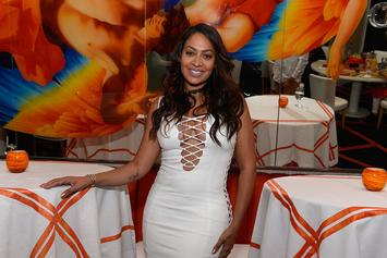 """La La And Carmelo Anthony Still """"Figuring Out"""" Their Marriage"""