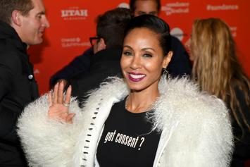Jada Pinkett Smith Casually Jumped Out Of A Plane Today