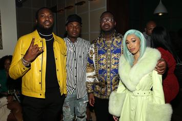 Cardi B & Meek Mill's Collaboration Might Be Produced By Bangladesh