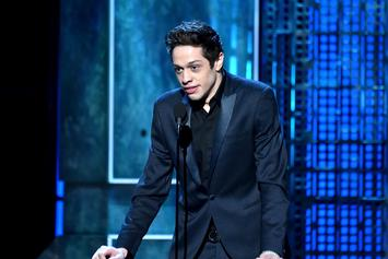 Pete Davidson Appears Somber In First Sighting Since Ariana Grande Split