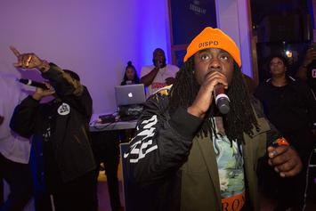 "Wale's 2011 Cut ""Lotus Flower Bomb"" Reportedly About Solange"