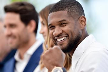 """Usher Rebuffs Accusations He Used A Twitter Burner To Defend """"A"""""""