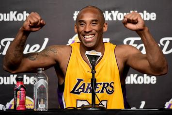 Kobe Bryant Shares His Theory On How Lakers Can Beat Warriors