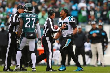 """Eric Reid Calls Eagles' Malcolm Jenkins A """"Sellout"""" After Pre-Game Clash"""