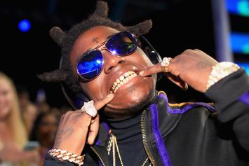"Kodak Black's ""ZeZe"" & Bad Bunny & Drake's ""MIA"" Debut In Top 5 Of Hot 100"