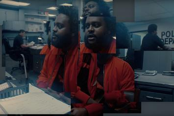 "Bas Escapes A ""Clinger"" In Smooth ""Fragrance"" Visuals"