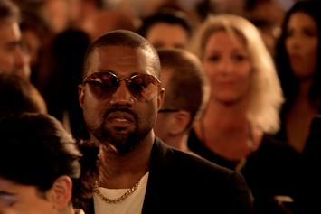Kanye West Aiming For Three Grammy Nominations: Report