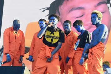 "Brockhampton Deliver High Energy Performance Of ""District"" On Jimmy Fallon"