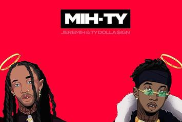 "Ty Dolla $ign & Jeremih's Joint Album ""Mih-Ty"" Finally Arrives"
