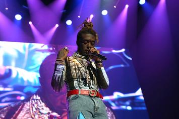 "Lil Uzi Vert Promises That ""Eternal Atake"" Is Coming While Dressed As Batman"