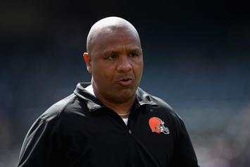Cleveland Browns Fire Head Coach Hue Jackson: Report