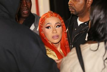 Cardi B's Nicki Minaj Clap Back Video Has Been Turned Into Hilarious Memes