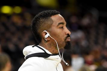 J.R. Smith Responds To Report That He's Taking Time Away From Cavs