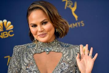 "Chrissy Teigen Named Among ""Women Of The Year"""