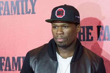 50 Cent Shares Photo Of Himself With The Weeknd's Iconic Hair