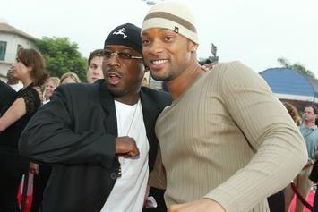"Will Smith Flips Out Over ""Bad Boys 3"" Announcement With Martin Lawrence"