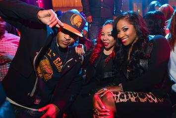 Toya Wright Gives Marital Advice To T.I. For Her Friend Tiny