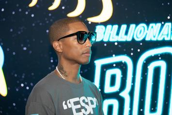 """Pharrell & Chanel Team Up For """"Coco Pharrell"""" Capsule Collection"""