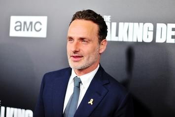 "Andrew Lincoln Will Star In Multiple ""Walking Dead"" Movies"