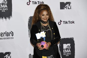 """Janet Jackson Stands For Women Who've """"Been Stifled"""" In Powerful EMA Speech"""