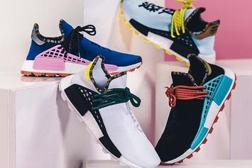 "Pharrell x Adidas NMD Hu ""Inspiration Pack"": Release Details"