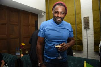"Idris Elba Is Finally Named ""Sexiest Man Alive"""