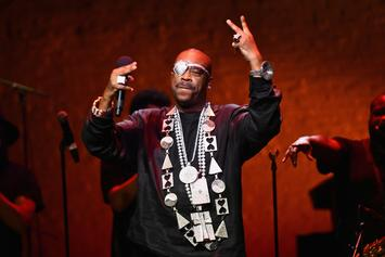 Slick Rick Flexes On Everybody By Showing Off His Wild Jewelry Collection