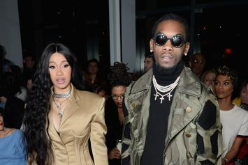 """Cardi B Says Offset's Album Is """"Very Deep"""": """"Made Me Cry Twice"""""""