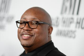 """E-40 Needs Some """"40 Water"""" After Braving The Hot Ones Challenge"""