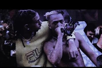 "Robb Bank$ Shows Mad Love To XXXTentacion In ""Bad Vibes Forever"" Video"