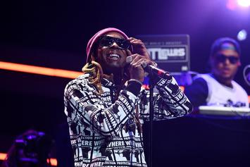"Lil Wayne Threatens To Walk Off ""SNL"" Set In New Promo With Liev Shreiber"