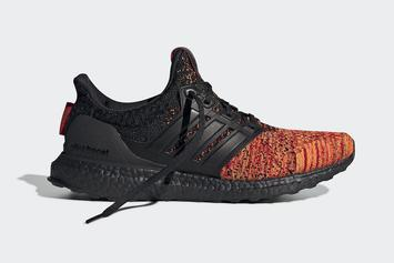 "Game Of Thrones x Adidas UltraBoost ""House Targaryen"" Coming Soon"