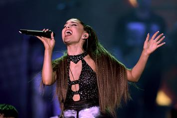 "Ariana Grande ""Can't Breathe"" In Response To Mark Hamill Tweet"