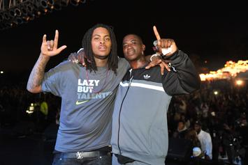 "Waka Flocka Extends Olive Branch To Gucci Mane: ""Let's Chat"""