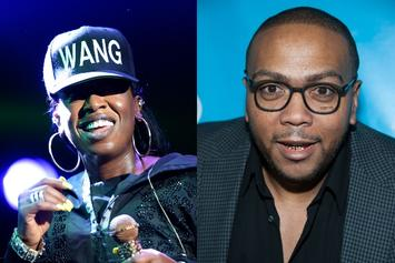 Missy Elliot & Timbaland Are Back In The Studio