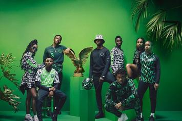 Nike x Nigeria 2018 World Cup Collection Restocked: Purchase Links