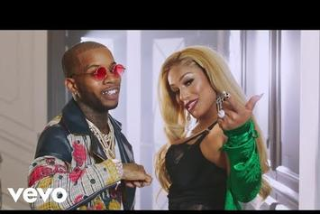 "Stefflon Don And Tory Lanez Live Lavish In Visuals For ""Senseless"" Remix"