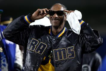 Snoop Dogg To Receive His Own Star On Hollywood Walk Of Fame
