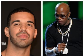 "Drake Shows His ""Canadian Neutrality"" By Posing With Birdman"