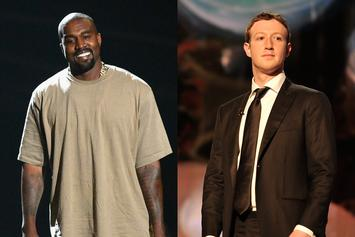 Kanye West & Mark Zuckerberg Sang A Backstreet Boys Classic During Karaoke Session