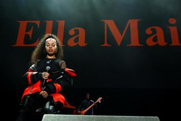 "Watch Ella Mai Perform ""Boo'd Up"" and ""Trip"" On ""Saturday Night Live"""
