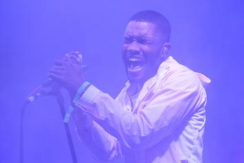 Frank Ocean Emerges To Tease New Music On Instagram
