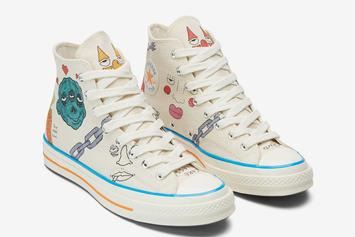 "Tyler, The Creator x Converse ""Artist Series"" Releasing Via Foot Locker"