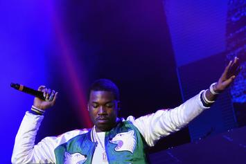 "Meek Mill Announces Foot Locker ""CHAMPIONSHIPS"" Deal & CRWN Interview"