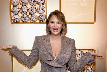"""Chrissy Teigen Claims To Have """"Asian Jungle Feet"""""""